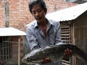 ManHoldingFish