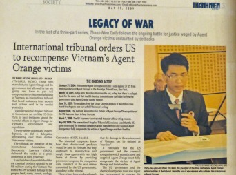NewspaperAgentOrange