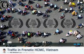 HCMC trafic