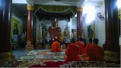 BuddhistMonksChanting