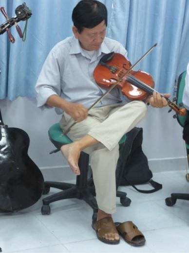 MusicianViolin
