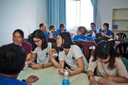 student-exchange