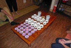 Tea Ceremony Set-up 932