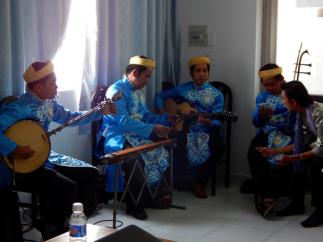 Traditional Amateur Musicians