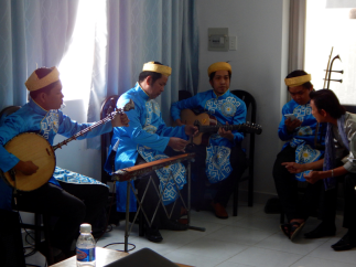 Traditional Amateur Musicians